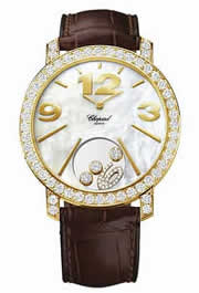 happy diamonds replica watch